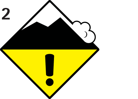 Moderate Danger Icon